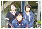 愛媛県西条市にある花屋新鮮市場 花屋百太郎西条店