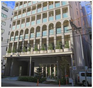 江坂の花屋フロレゾンの経営母体関西化工株式会社