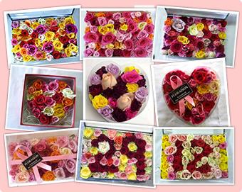 江坂の花屋フロレゾンの商品画像サービス
