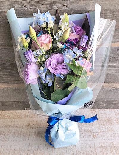 幹事さんのための季節のおまかせ花束ロングタイプ