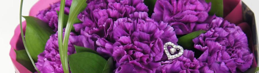 幸せを願う青い花ムーンダスト 製造ストーリー